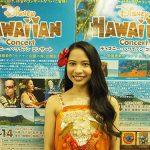 ディズニー・ハワイアンコンサートでモアナ役屋比久知奈が出演