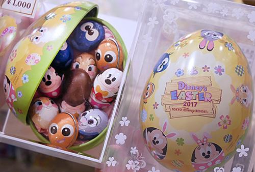 卵チョコレート ディズニーイースター
